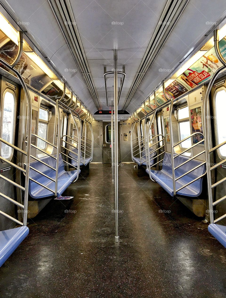 The Last Stop on the M Train, Queens, New York