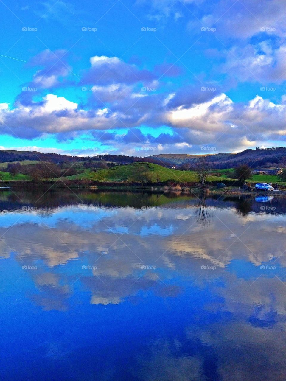 Reflections | all_things_art, reservoir, reflect, atmosphere