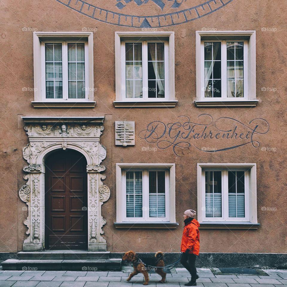 Gdansk doors series