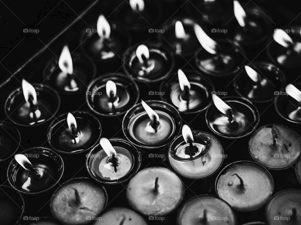 How far that little candle throws its beams! So shines a good deed in a naughty world.