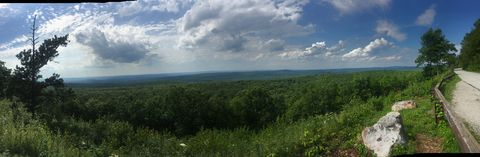 Stokes State Forest Scenic Overlook