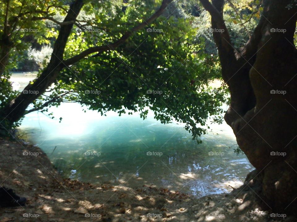 Acheron river, Greece