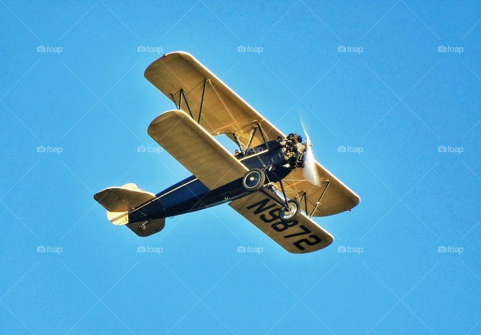 Classic Biplane