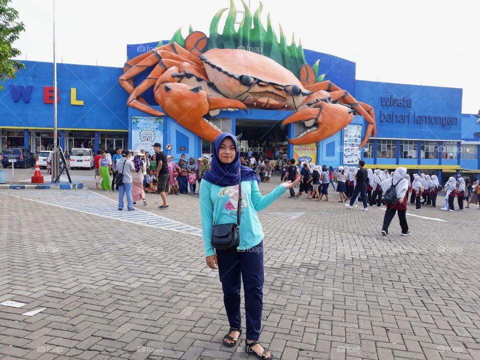 Foap Com Wisata Bahari Lamongan Stock Photo By Erdha Rahma
