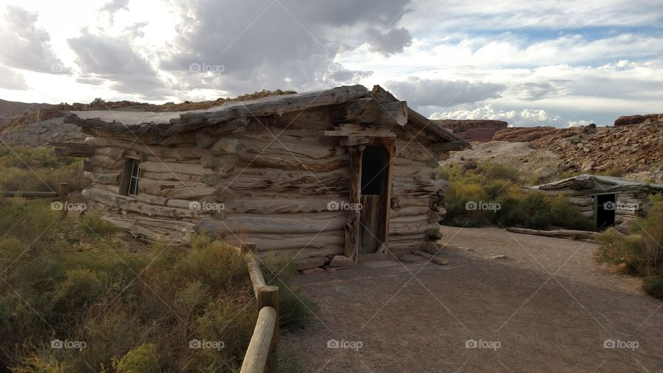 Historic Cabin in Utah