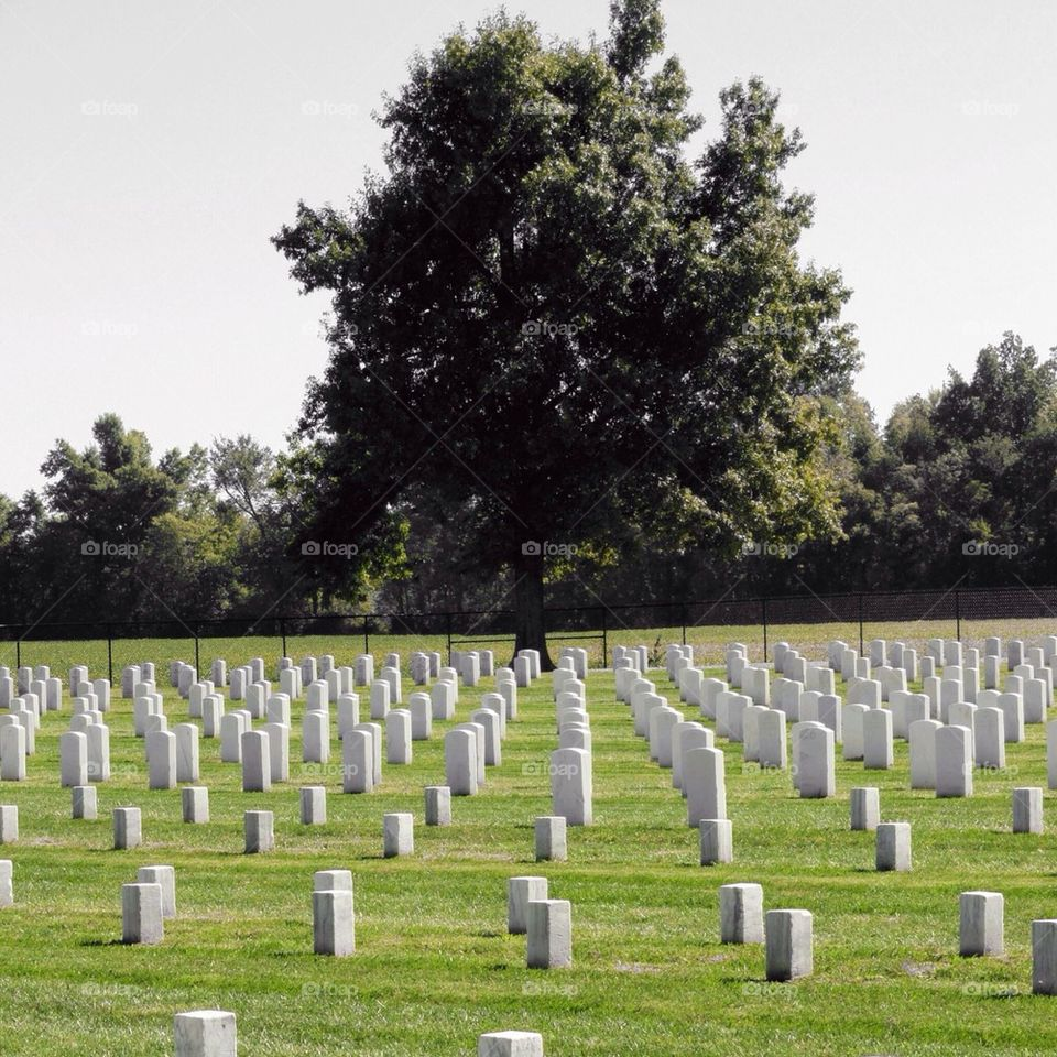 Mounds City National Cemetery