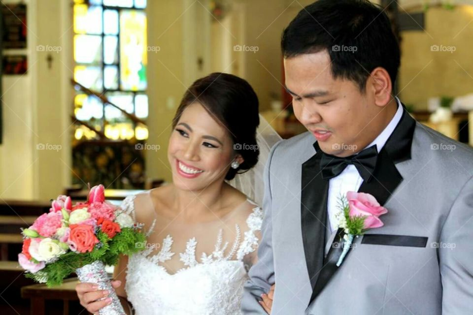 Newly-wed