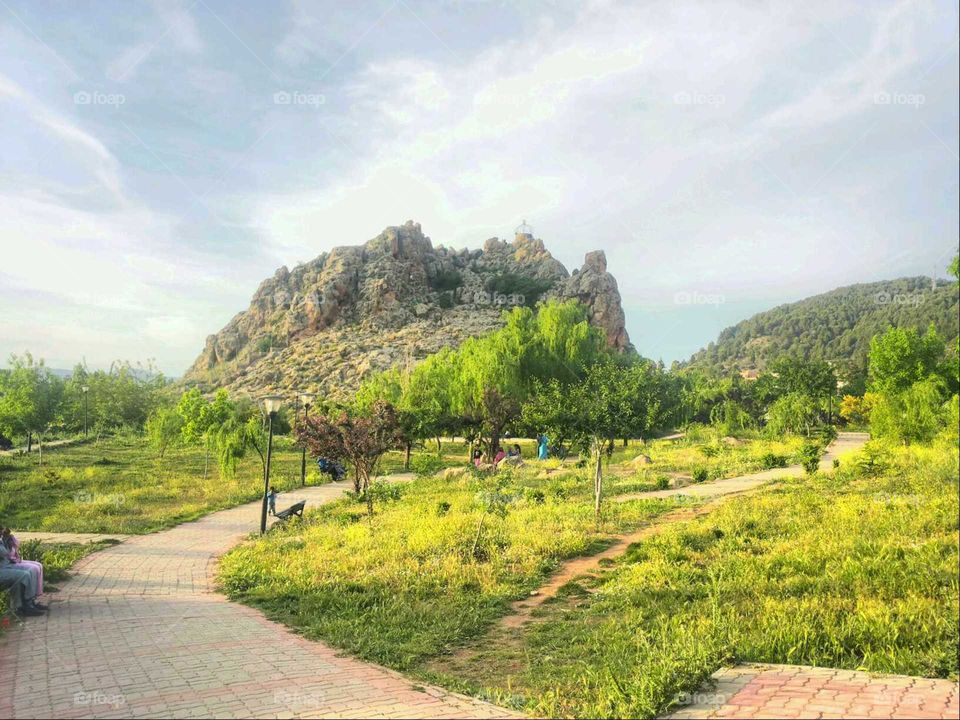 azrou city . this is my favorite place