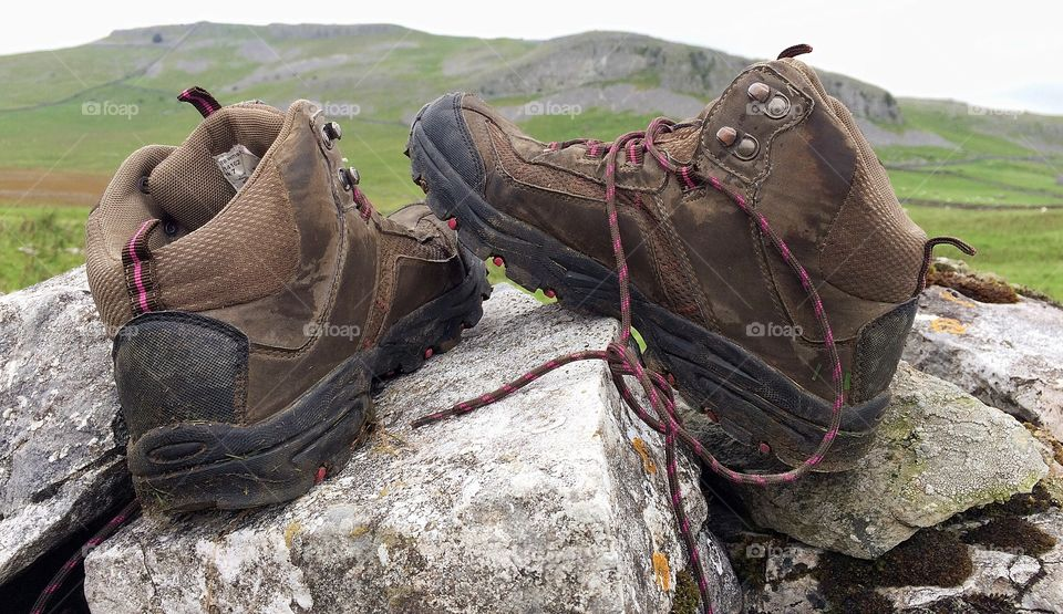 Circular walk in the Yorkshire Dales from Austwick