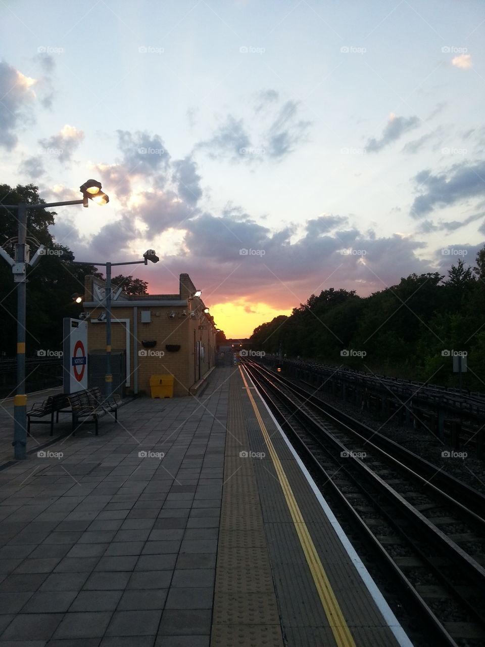 Northolt Station