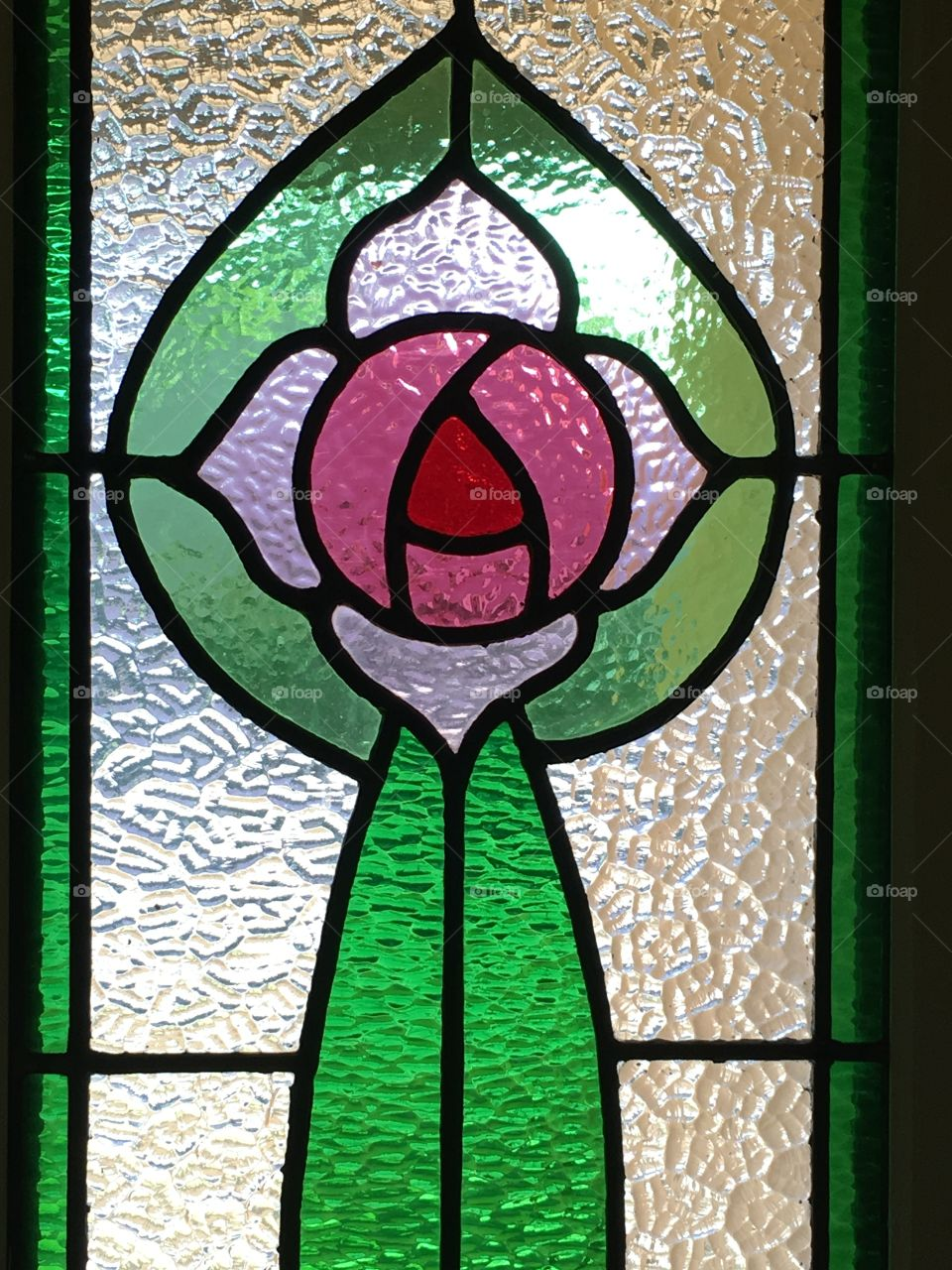Stained glass circa 1930