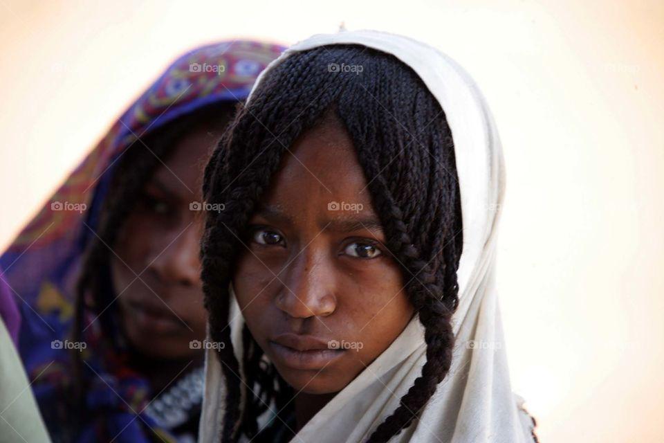 Sporadic pictures of Sudan