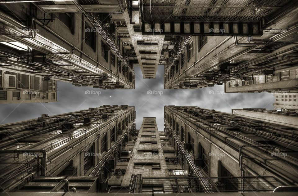 Looking up   image, sky, china, chinese