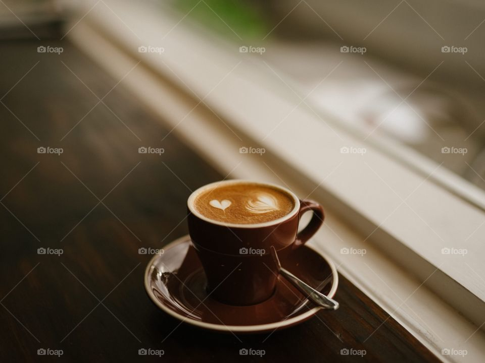 I can't imagine a day without coffee. I can't imagine!