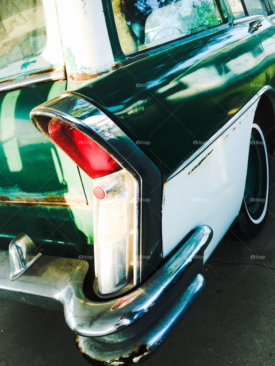 1956 Buick Century Wagon