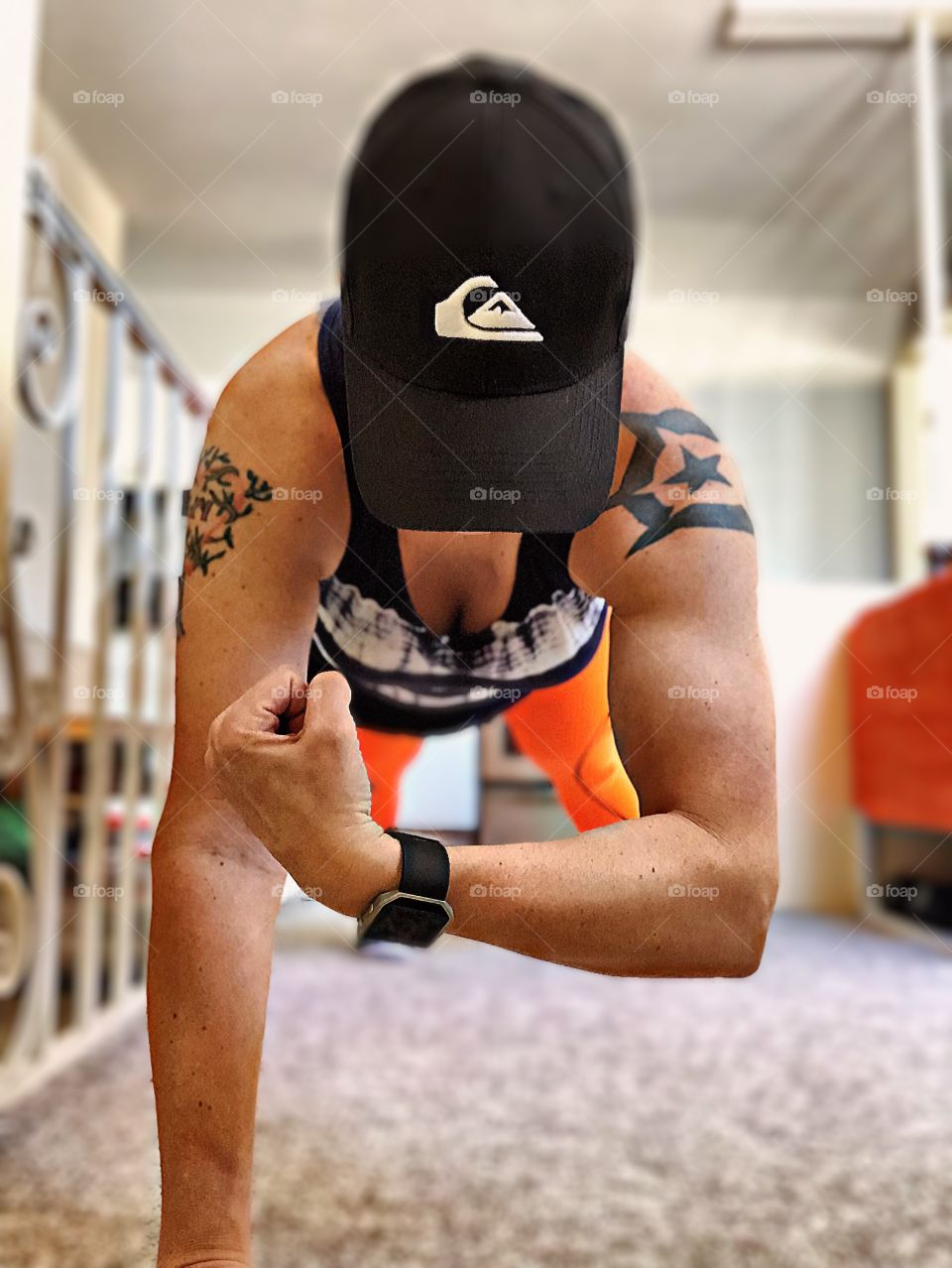 Push Up, Strong Woman, Girl Working Out, Strength, Girl Power, Fitness Photography, Woman Working Out, One Handed Push Ups