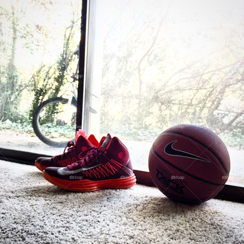Passion. Basketball is my passion, I love it like myself