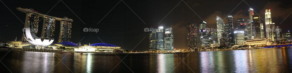 Marina Bay Night