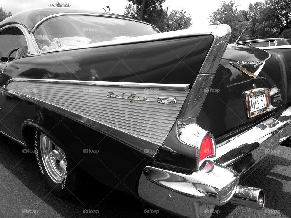 Chevy. 57 BelAir