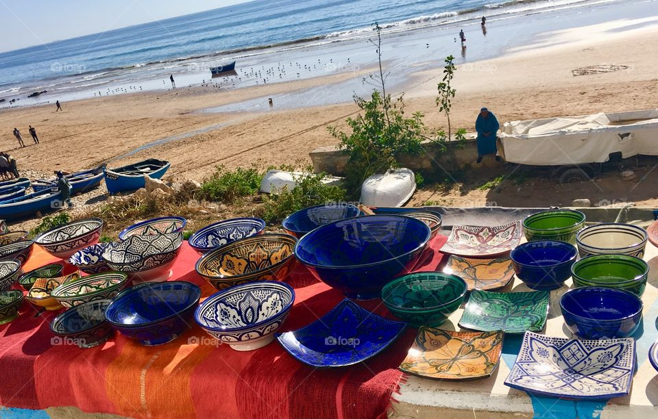 Art and Creativity in taghazout