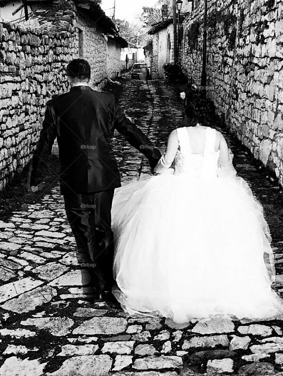 Wedding in Berate