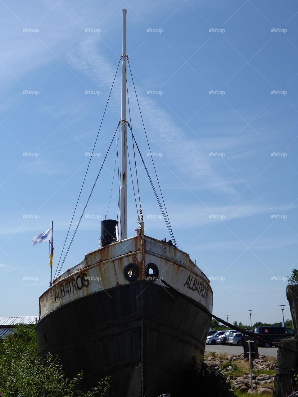 Museum ship Albatros - Damp S-H Germany