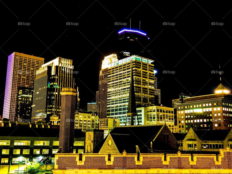 City, Architecture, Building, Travel, Downtown