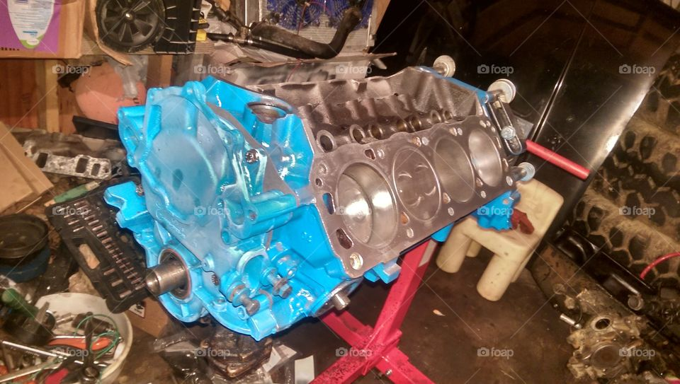 Engine, Machine, Car, Industry, Power