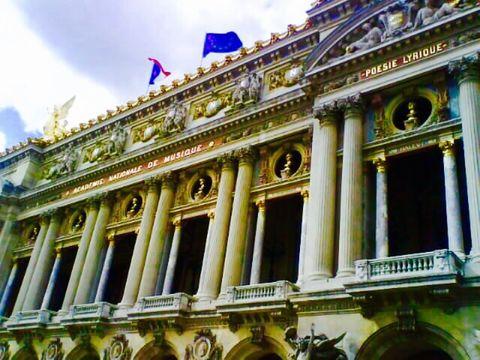Travel . City of love Paris