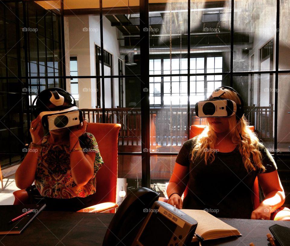 Virtual reality, the VRSE way