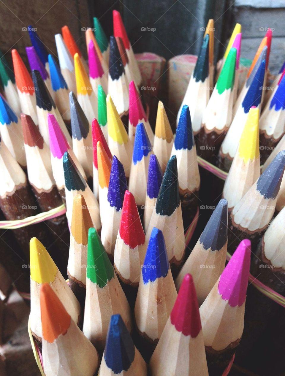 Pick a colour.