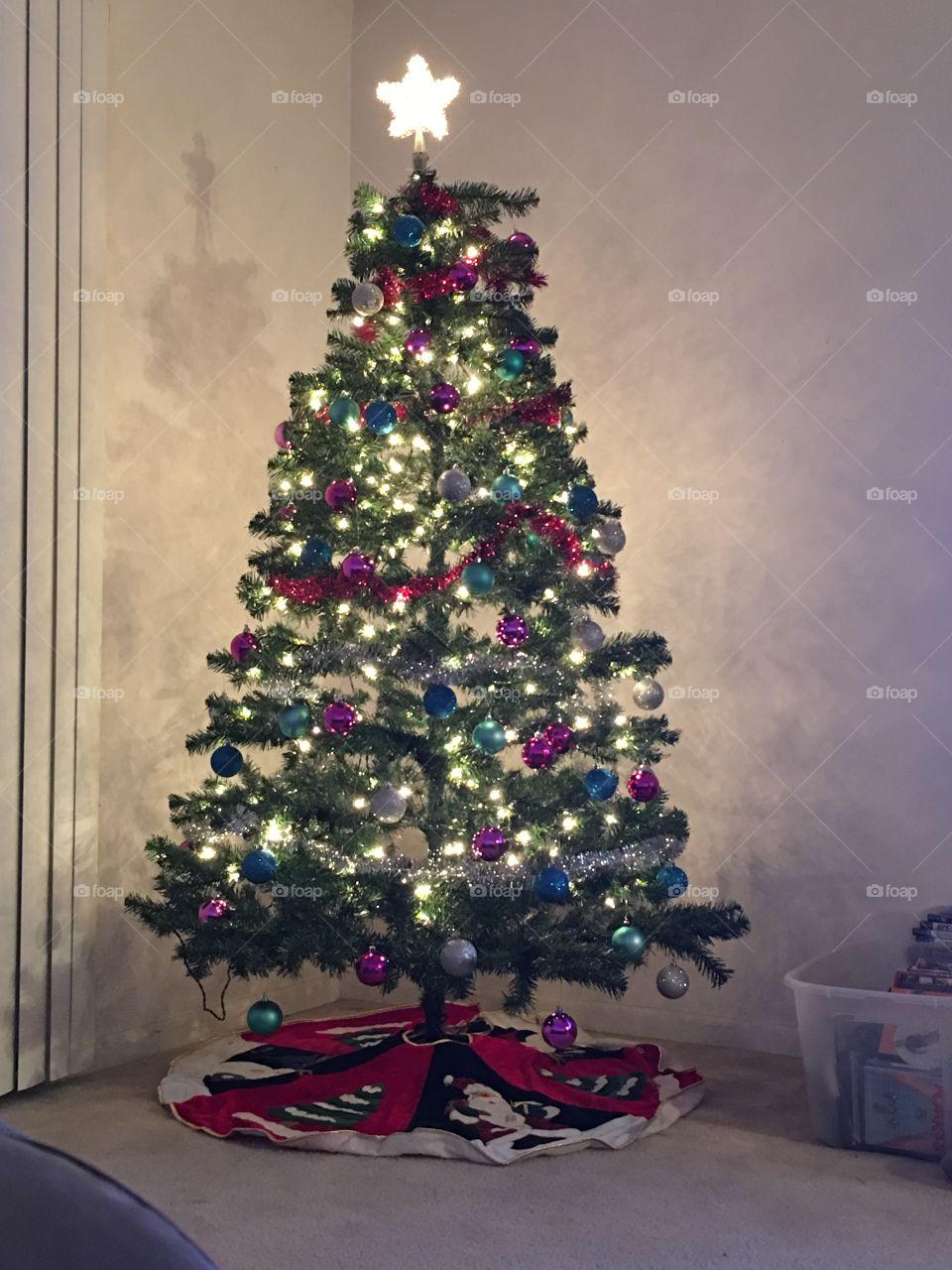 Oh Christmas tree