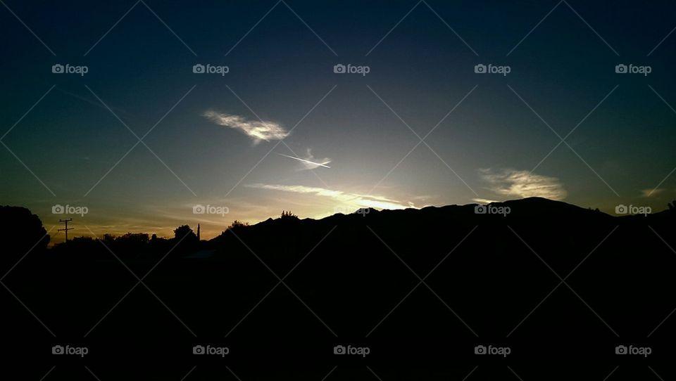 Sky Above My Valley