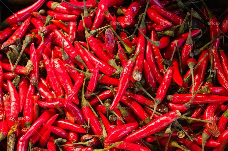 Chile in St josep market