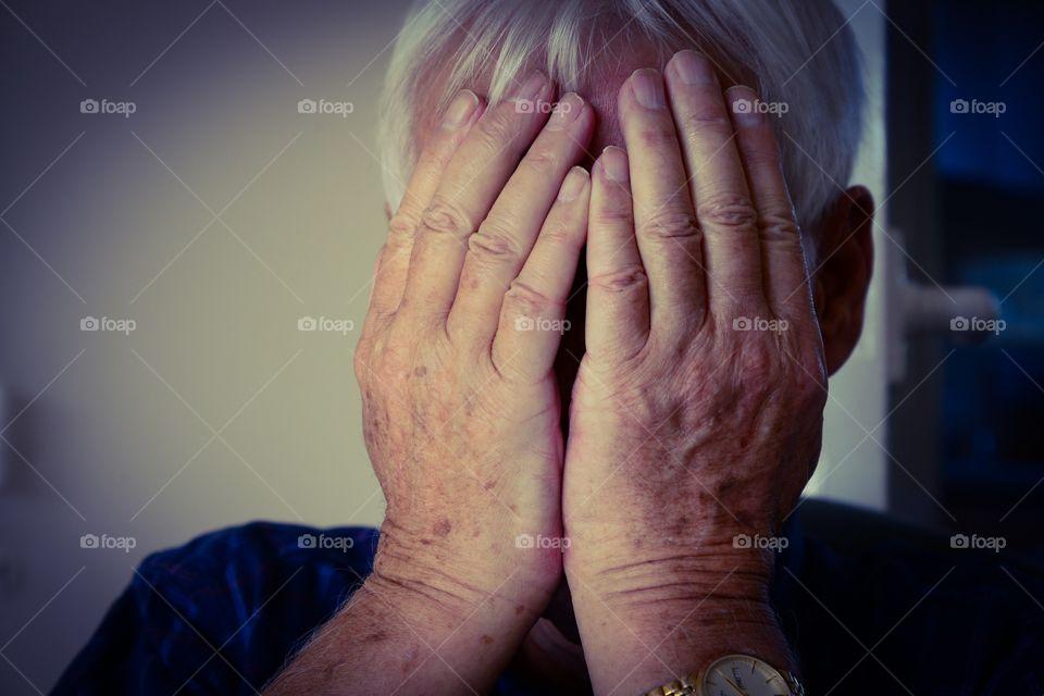 Grandads hands