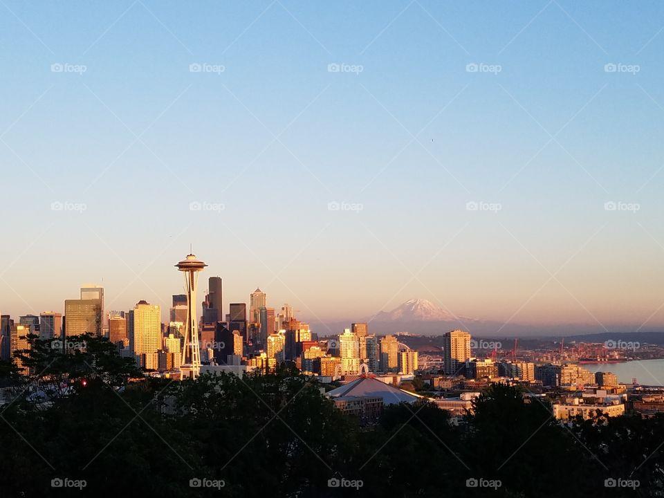 City, Skyline, Cityscape, Skyscraper, Architecture