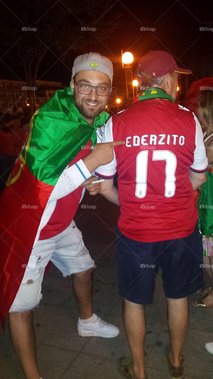 Portugal european champion!