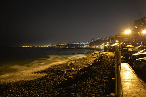 Miraflores beach