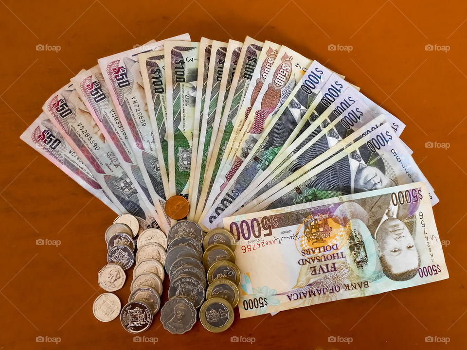 Jamaican Currency