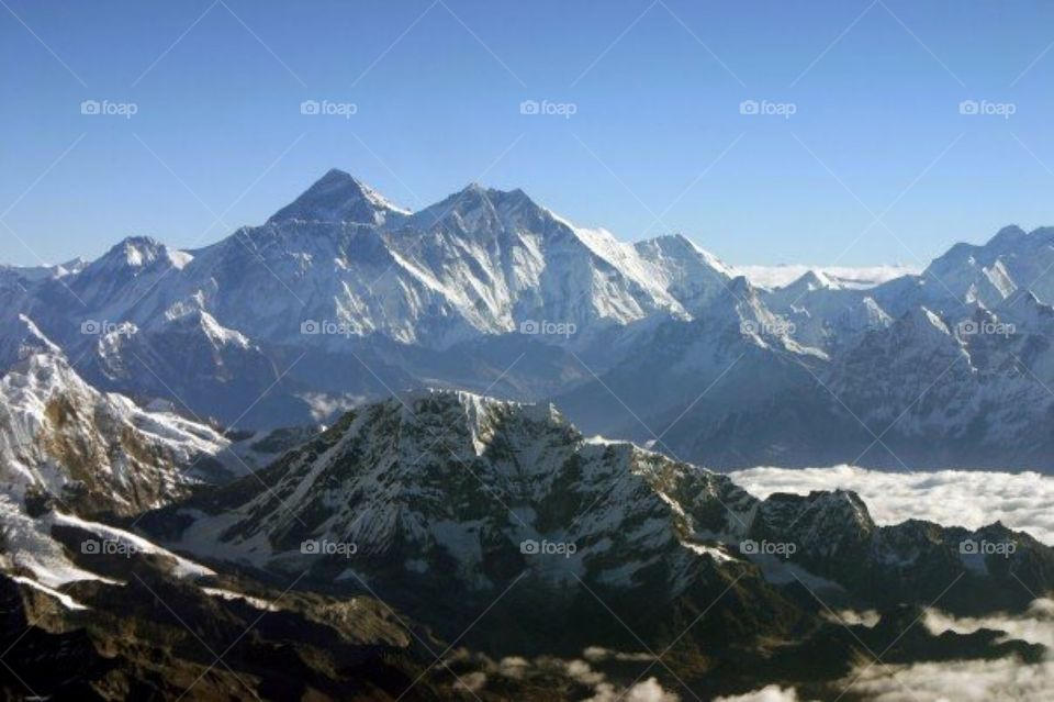Life and times of Nepal Mountains