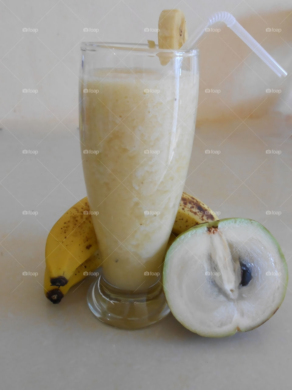 Banana Star Apple Juice
