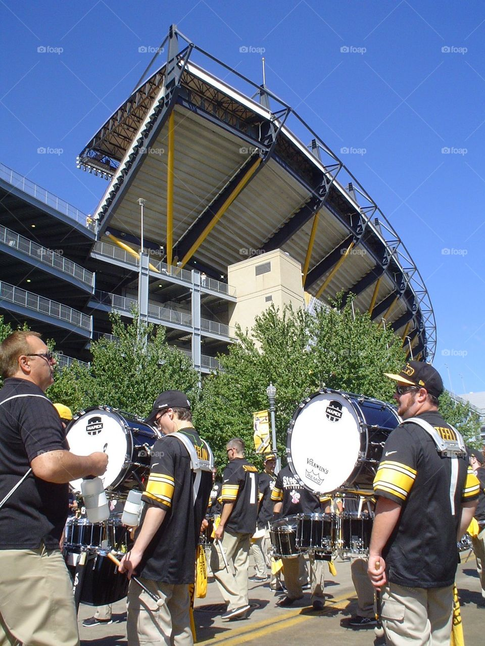 Steelers band