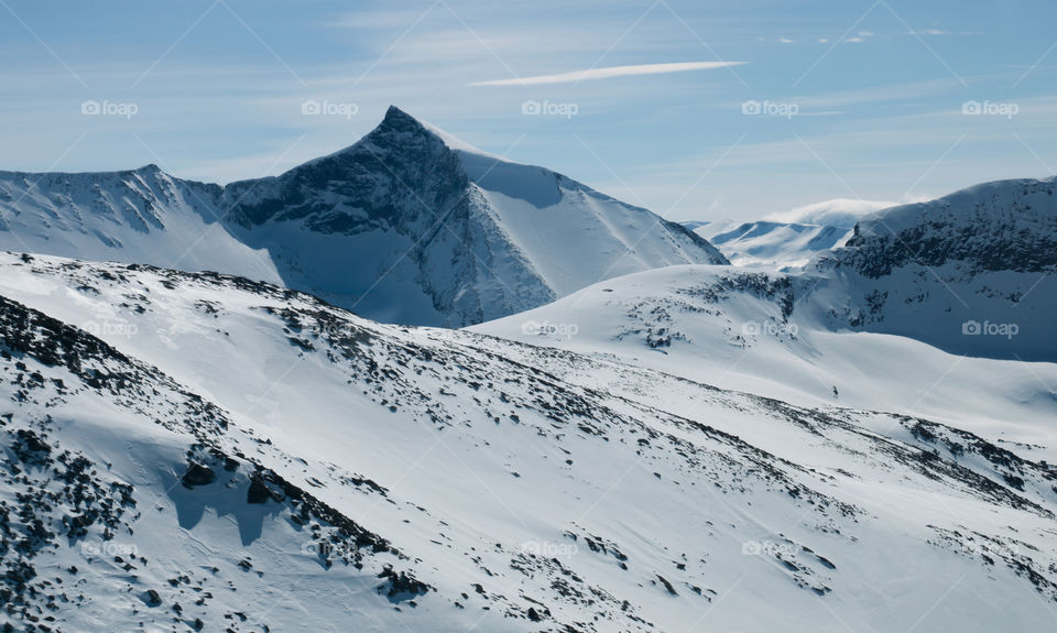 Alps of Sunnmøre