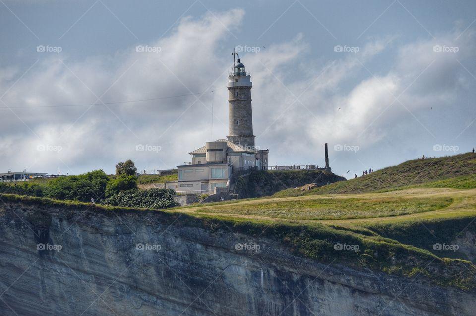 Faro de Cabo Mayor (Santander - Spain)