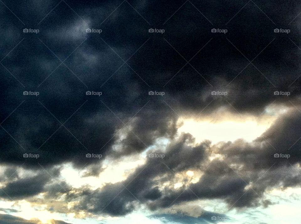 Sky, Weather, Landscape, Storm, Light