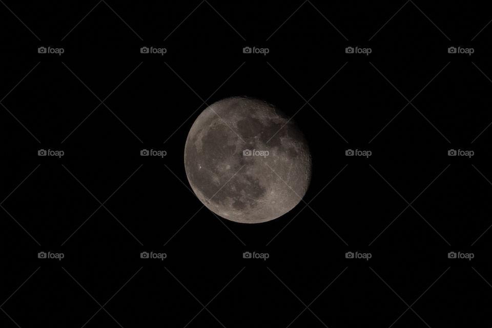 The Shape of Moon