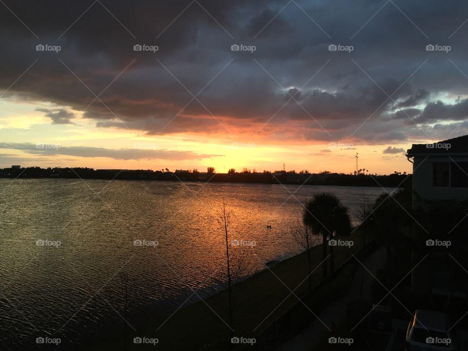 Sunset Davie