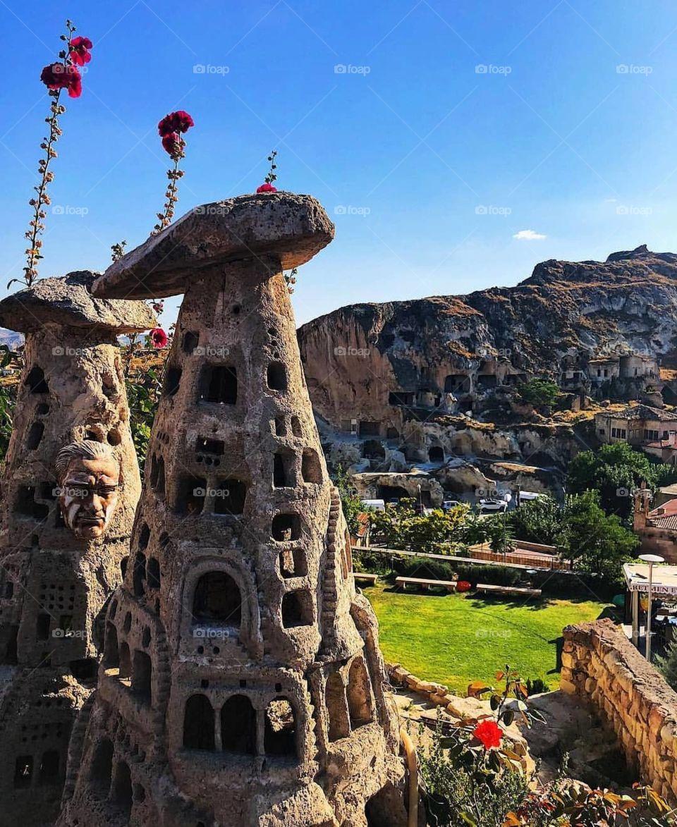 Kapadokya Türkiye