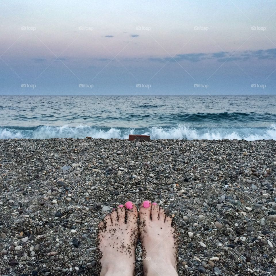 Beach, Sea, Sand, Water, Seashore