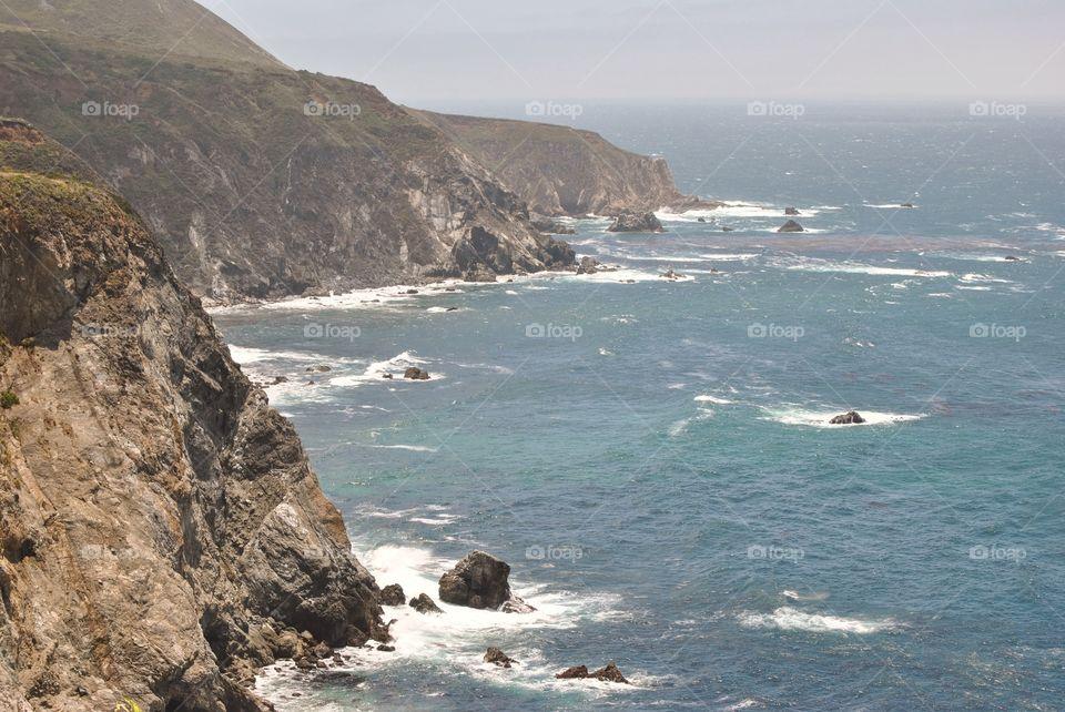 Pacific Coast Big Sur